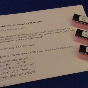 Kenwood TS-870 Firmware Upgrade Kit