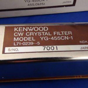 YG-455CN Filter