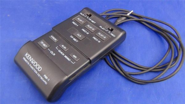RM-1 Remote Function Keyboard