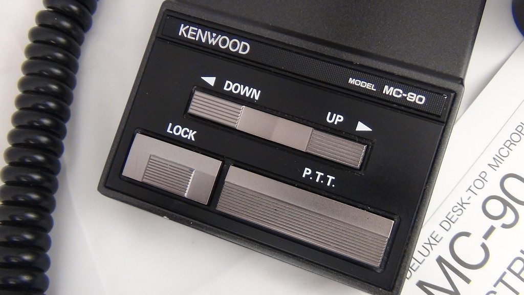 Kenwood MC-90 Microphone