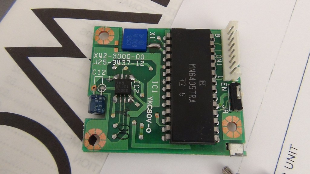 Kenwood VS-2 Voice Synthesizer