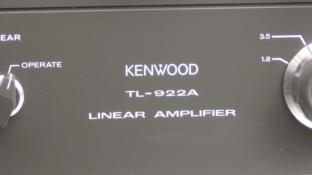 Kenwood TL-922A Amplifier - FREE Shipping