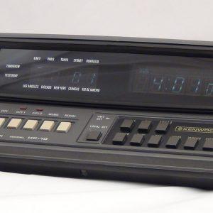 Kenwood HC-10 Clock