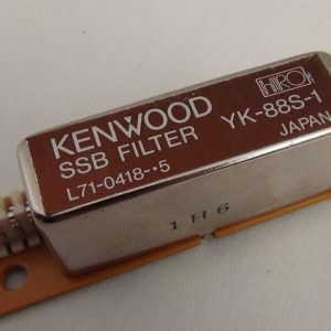Kenwood YK-88S-1 Filter