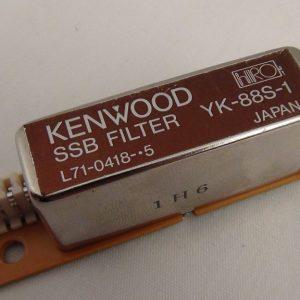 Kenwood YK-88S-1 Filter