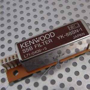 Kenwood YK88SN-1 Filter