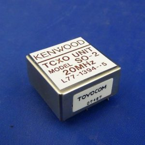 Kenwood High Stability TCXO SO-2