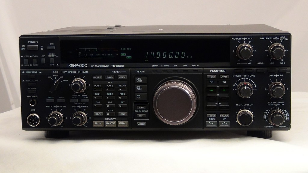 Kenwood Hf transceiver Ts 450s Manual