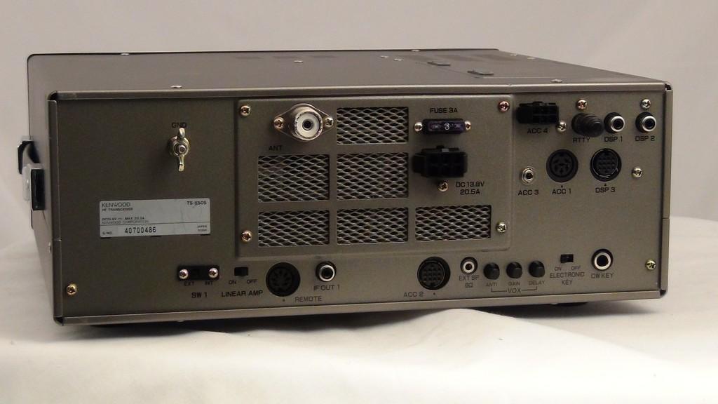 Kenwood TS-850S Transceiver