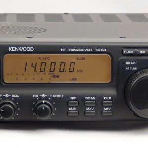 Kenwood TS50 / TS60 Replace Surface Mount Caps / Full Alignment Service - FREE Return Shipping in Contiguous U.S. States