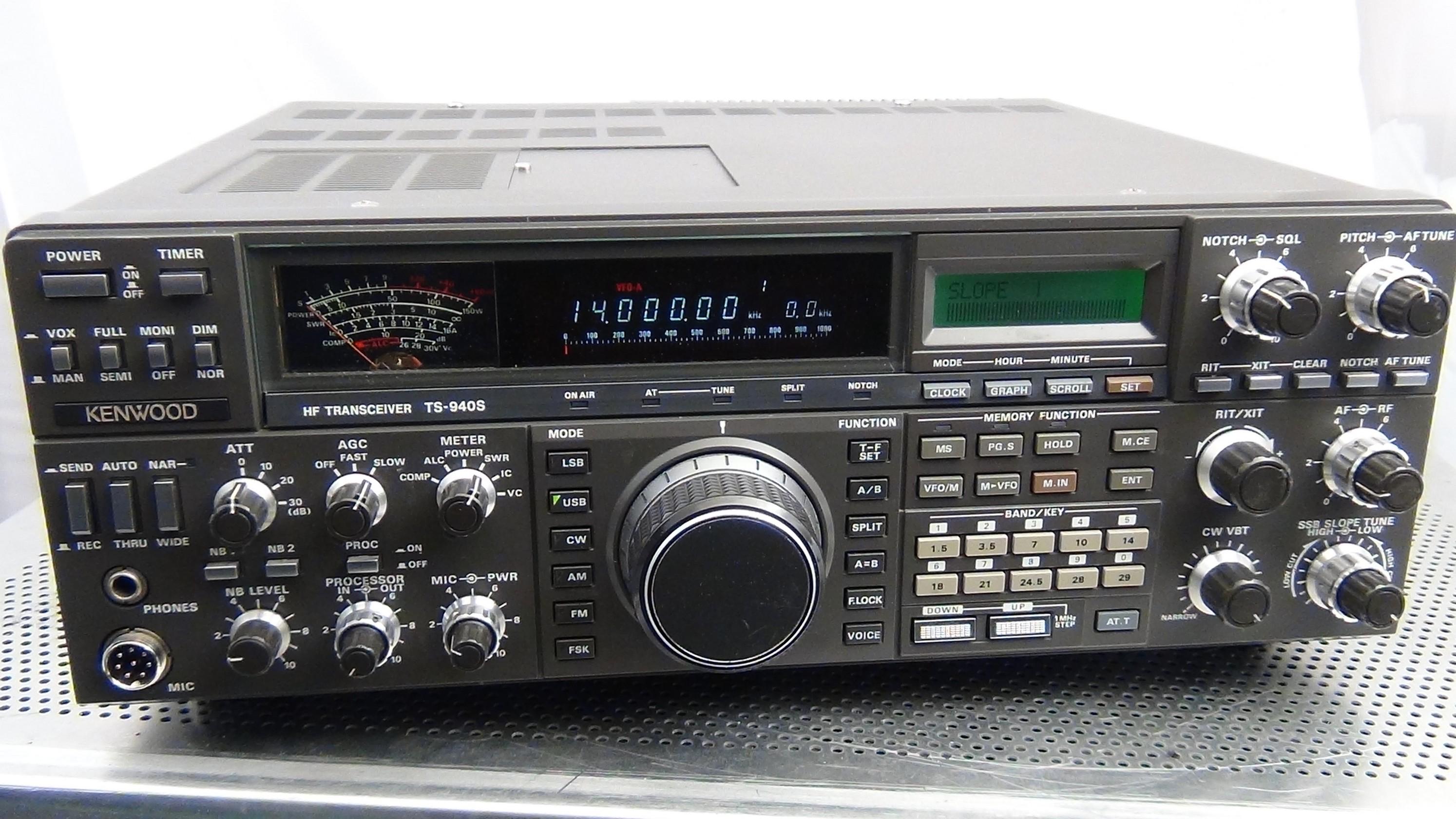 Kenwood TS-940SAT