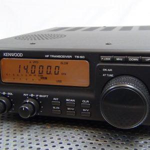 Kenwood TS-450SAT Transceiver – Jahnke Electronics
